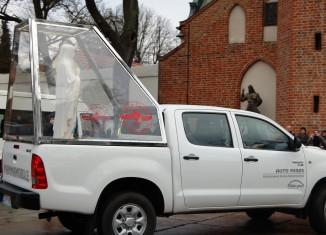 Gdańsk. Przyjazd Mammamobile